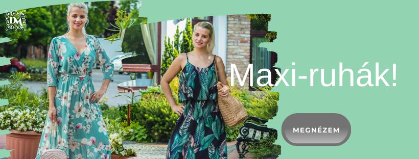 Maxi ruhák
