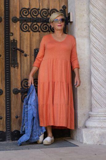 Laura puha kötött ruha