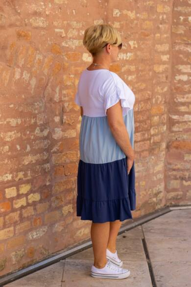 Sofia fodros pamut ruha