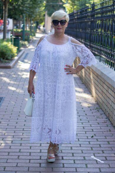 lorena maxi csipke ruha
