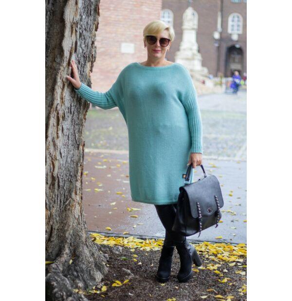 Nancy zöld kötött tunika