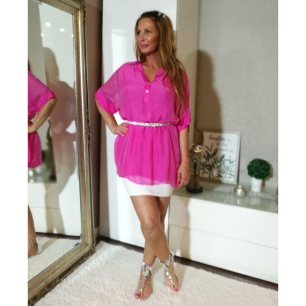 Pink selyem ing.