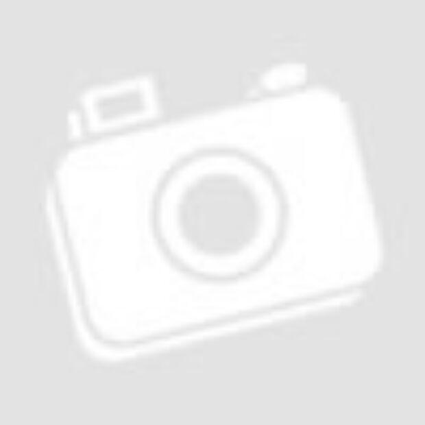 563ad0a621 Fehér-kék csíkos pamut maxi-ruha - Minőségi olasz divatáru - Donna Moda